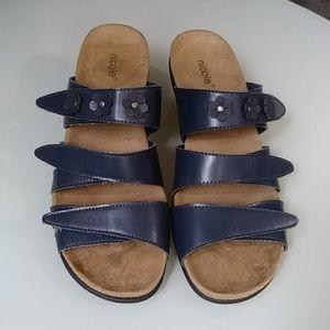 Nicole Open Toe Strappy Sandals